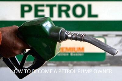petrol pump owner