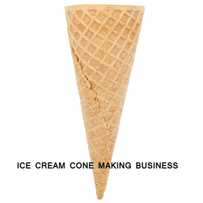 ice cream cone business