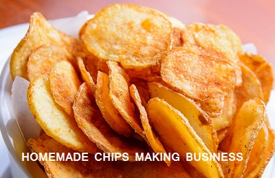 homemade chips business
