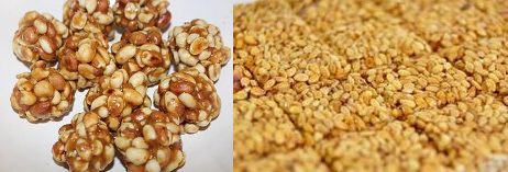chikki laddu business