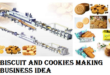 Biscuit Making Business
