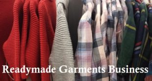 Readymade Garments Business
