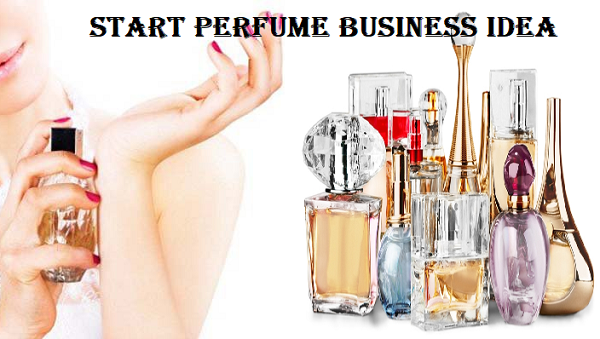 Perfume deo Business Idea
