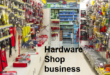 Hardware Shop business plan