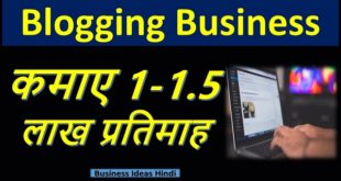 Blogging Business