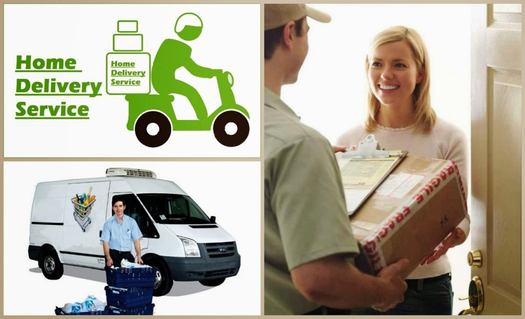 home delivery bussiness hindi