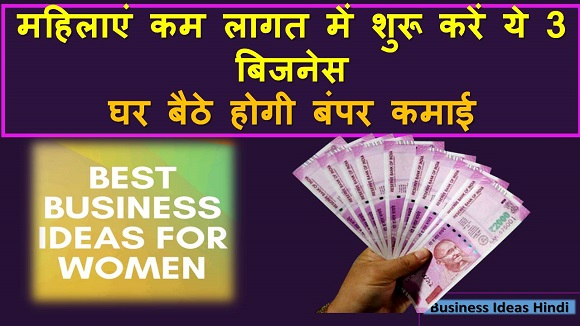 business-ideas-for-women hindi